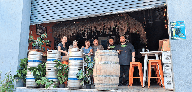 Cairns walking brewery tour, CAirns Brewery Tours