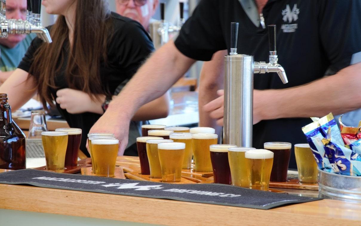 Skypark Cairns Brews Adventure, Cairns Brewery Tours